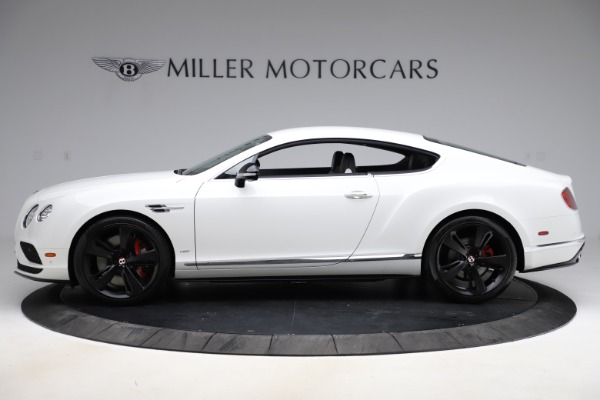 Used 2017 Bentley Continental GT V8 S for sale Call for price at Maserati of Greenwich in Greenwich CT 06830 3