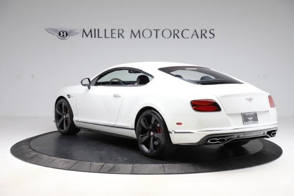 Used 2017 Bentley Continental GT V8 S for sale Call for price at Maserati of Greenwich in Greenwich CT 06830 5