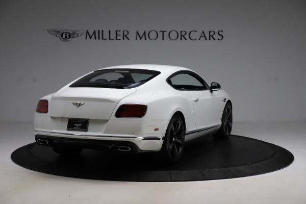 Used 2017 Bentley Continental GT V8 S for sale Call for price at Maserati of Greenwich in Greenwich CT 06830 7
