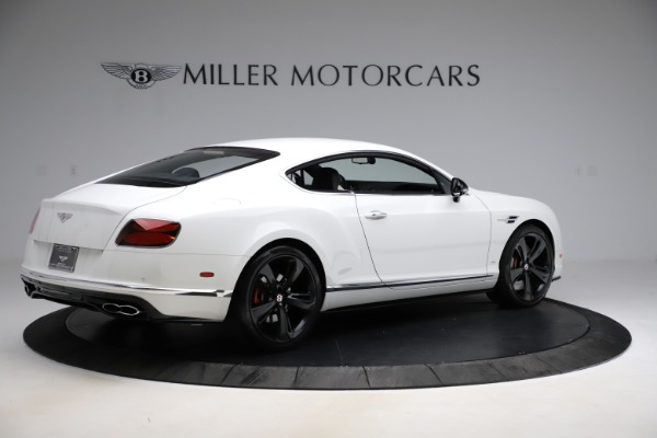 Used 2017 Bentley Continental GT V8 S for sale Call for price at Maserati of Greenwich in Greenwich CT 06830 8