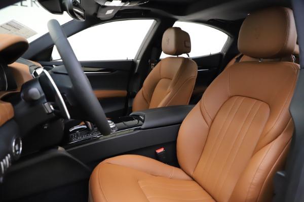 New 2021 Maserati Ghibli S Q4 for sale $90,925 at Maserati of Greenwich in Greenwich CT 06830 13