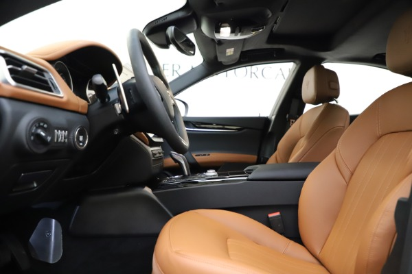 New 2021 Maserati Ghibli S Q4 for sale $90,925 at Maserati of Greenwich in Greenwich CT 06830 14