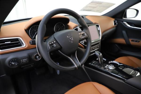 New 2021 Maserati Ghibli S Q4 for sale $90,925 at Maserati of Greenwich in Greenwich CT 06830 15