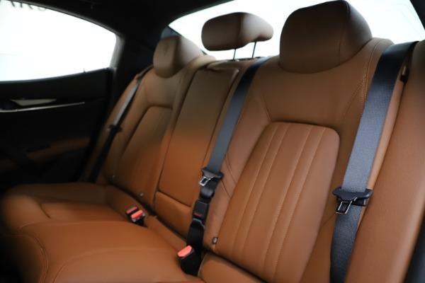 New 2021 Maserati Ghibli S Q4 for sale $90,925 at Maserati of Greenwich in Greenwich CT 06830 17