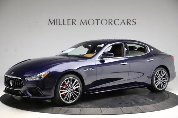 New 2021 Maserati Ghibli S Q4 for sale $90,925 at Maserati of Greenwich in Greenwich CT 06830 2