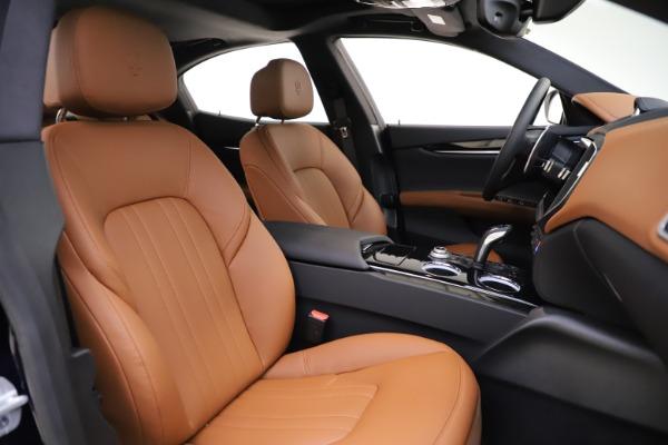 New 2021 Maserati Ghibli S Q4 for sale $90,925 at Maserati of Greenwich in Greenwich CT 06830 20