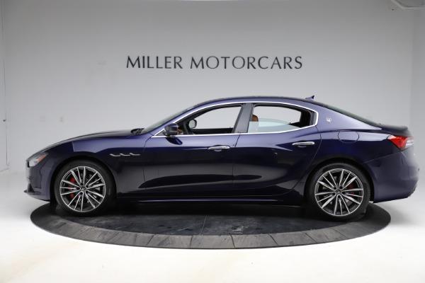 New 2021 Maserati Ghibli S Q4 for sale $90,925 at Maserati of Greenwich in Greenwich CT 06830 3