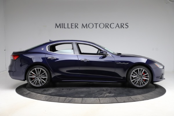 New 2021 Maserati Ghibli S Q4 for sale $90,925 at Maserati of Greenwich in Greenwich CT 06830 9