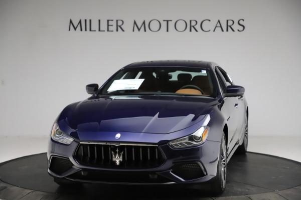 New 2021 Maserati Ghibli S Q4 for sale $90,925 at Maserati of Greenwich in Greenwich CT 06830 1