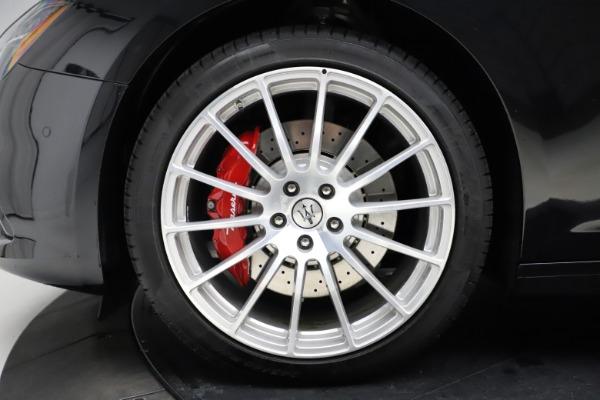 New 2021 Maserati Ghibli S Q4 GranSport for sale $98,035 at Maserati of Greenwich in Greenwich CT 06830 13