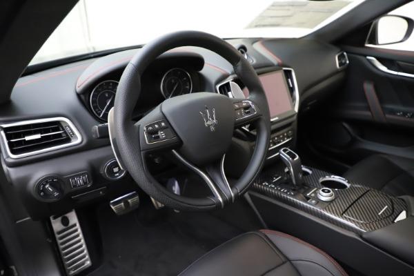 New 2021 Maserati Ghibli S Q4 GranSport for sale $98,035 at Maserati of Greenwich in Greenwich CT 06830 16
