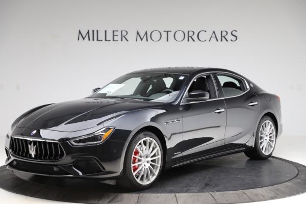 New 2021 Maserati Ghibli S Q4 GranSport for sale $98,035 at Maserati of Greenwich in Greenwich CT 06830 2