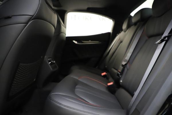 New 2021 Maserati Ghibli S Q4 GranSport for sale $98,035 at Maserati of Greenwich in Greenwich CT 06830 21