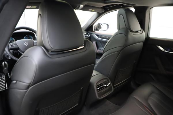 New 2021 Maserati Ghibli S Q4 GranSport for sale $98,035 at Maserati of Greenwich in Greenwich CT 06830 22