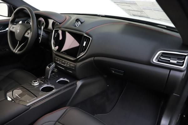 New 2021 Maserati Ghibli S Q4 GranSport for sale $98,035 at Maserati of Greenwich in Greenwich CT 06830 25