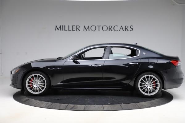 New 2021 Maserati Ghibli S Q4 GranSport for sale $98,035 at Maserati of Greenwich in Greenwich CT 06830 3