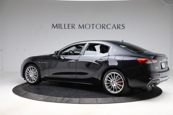 New 2021 Maserati Ghibli S Q4 GranSport for sale $98,035 at Maserati of Greenwich in Greenwich CT 06830 4