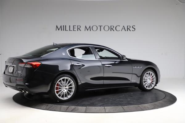 New 2021 Maserati Ghibli S Q4 GranSport for sale $98,035 at Maserati of Greenwich in Greenwich CT 06830 8