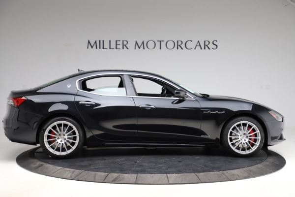 New 2021 Maserati Ghibli S Q4 GranSport for sale $98,035 at Maserati of Greenwich in Greenwich CT 06830 9