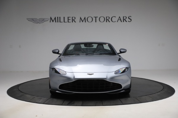 New 2021 Aston Martin Vantage Roadster Convertible for sale Sold at Maserati of Greenwich in Greenwich CT 06830 12