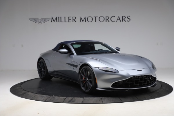 New 2021 Aston Martin Vantage Roadster Convertible for sale Sold at Maserati of Greenwich in Greenwich CT 06830 20