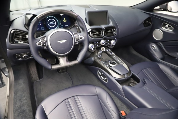 New 2021 Aston Martin Vantage Roadster Convertible for sale Sold at Maserati of Greenwich in Greenwich CT 06830 22