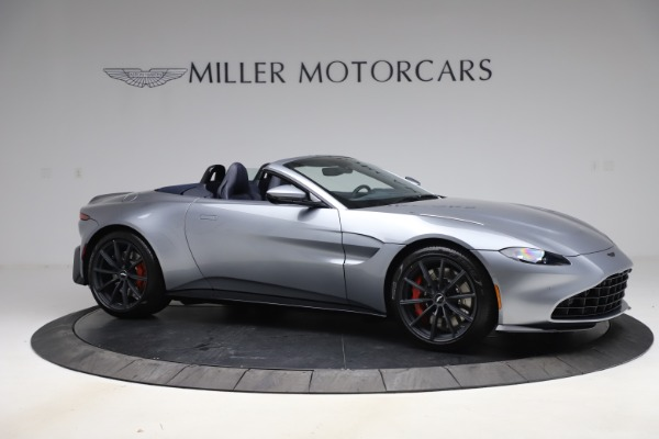 New 2021 Aston Martin Vantage Roadster Convertible for sale Sold at Maserati of Greenwich in Greenwich CT 06830 9