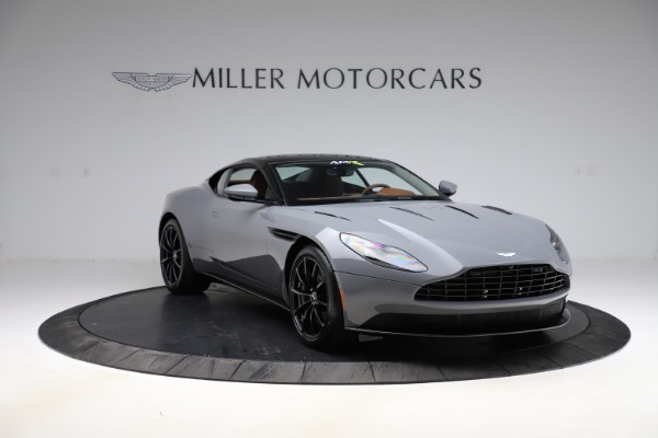 New 2020 Aston Martin DB11 V12 AMR for sale $263,561 at Maserati of Greenwich in Greenwich CT 06830 10