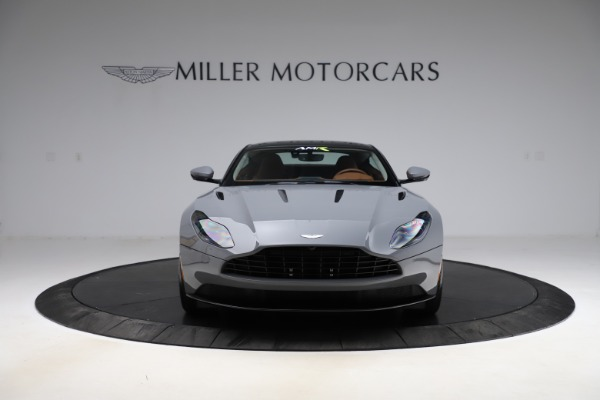 New 2020 Aston Martin DB11 V12 AMR for sale $263,561 at Maserati of Greenwich in Greenwich CT 06830 11