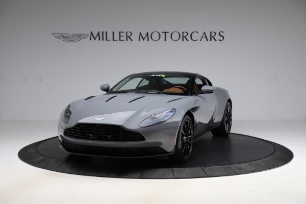 New 2020 Aston Martin DB11 V12 AMR for sale $263,561 at Maserati of Greenwich in Greenwich CT 06830 12