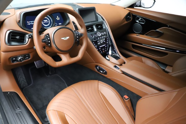 New 2020 Aston Martin DB11 V12 AMR for sale $263,561 at Maserati of Greenwich in Greenwich CT 06830 13