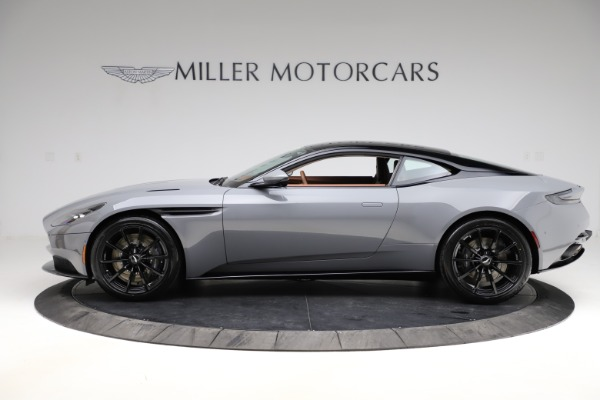 New 2020 Aston Martin DB11 AMR for sale $263,561 at Maserati of Greenwich in Greenwich CT 06830 2