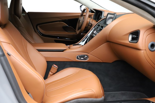 New 2020 Aston Martin DB11 AMR for sale $263,561 at Maserati of Greenwich in Greenwich CT 06830 20