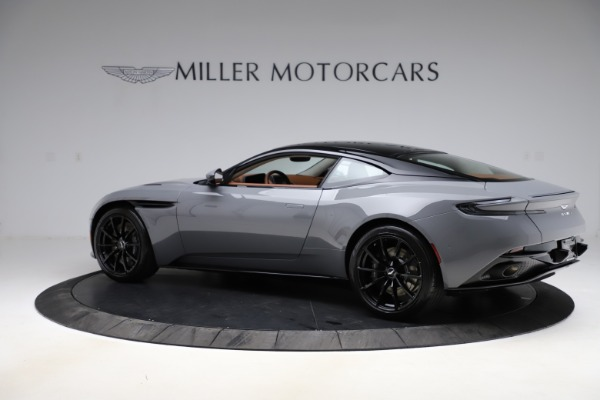 New 2020 Aston Martin DB11 V12 AMR for sale $263,561 at Maserati of Greenwich in Greenwich CT 06830 3