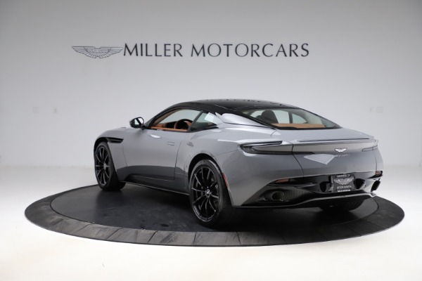 New 2020 Aston Martin DB11 V12 AMR for sale $263,561 at Maserati of Greenwich in Greenwich CT 06830 4