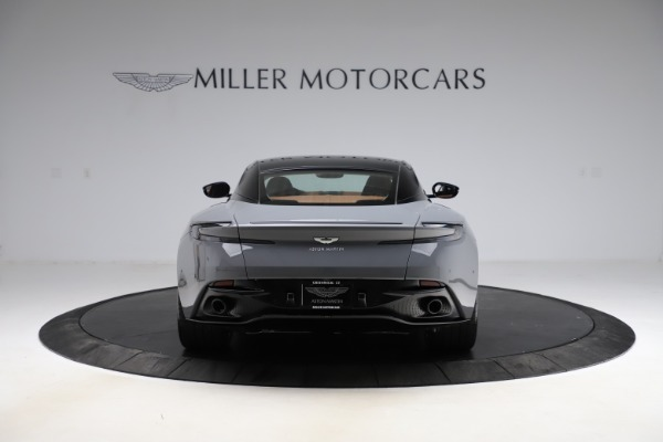 New 2020 Aston Martin DB11 V12 AMR for sale $263,561 at Maserati of Greenwich in Greenwich CT 06830 5
