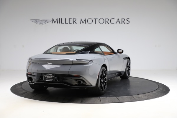 New 2020 Aston Martin DB11 V12 AMR for sale $263,561 at Maserati of Greenwich in Greenwich CT 06830 6