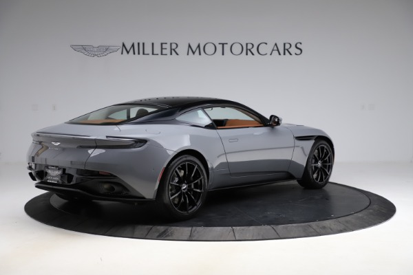 New 2020 Aston Martin DB11 V12 AMR for sale $263,561 at Maserati of Greenwich in Greenwich CT 06830 7