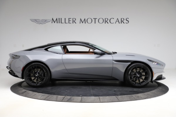 New 2020 Aston Martin DB11 V12 AMR for sale $263,561 at Maserati of Greenwich in Greenwich CT 06830 8