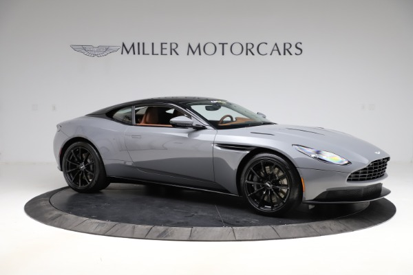 New 2020 Aston Martin DB11 AMR for sale $263,561 at Maserati of Greenwich in Greenwich CT 06830 9