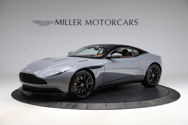 New 2020 Aston Martin DB11 V12 AMR for sale $263,561 at Maserati of Greenwich in Greenwich CT 06830 1