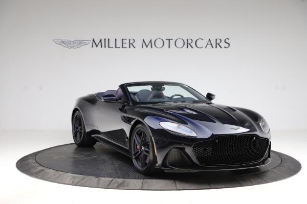 New 2021 Aston Martin DBS Superleggera Volante Convertible for sale $402,286 at Maserati of Greenwich in Greenwich CT 06830 10
