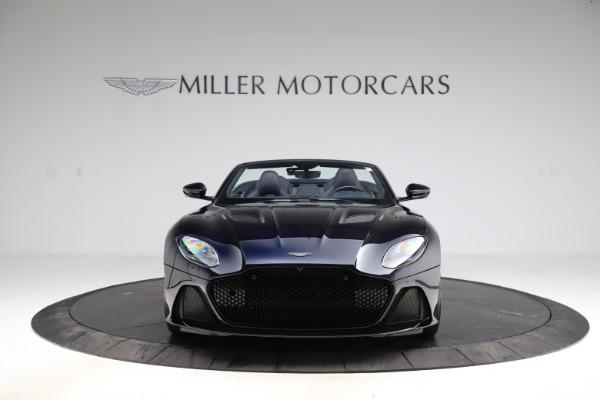 New 2021 Aston Martin DBS Superleggera Volante Convertible for sale $402,286 at Maserati of Greenwich in Greenwich CT 06830 11