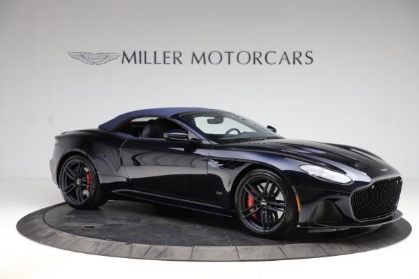 New 2021 Aston Martin DBS Superleggera Volante Convertible for sale $402,286 at Maserati of Greenwich in Greenwich CT 06830 13