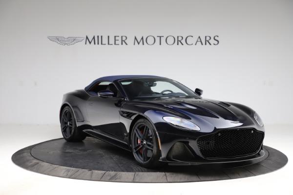 New 2021 Aston Martin DBS Superleggera Volante Convertible for sale $402,286 at Maserati of Greenwich in Greenwich CT 06830 14
