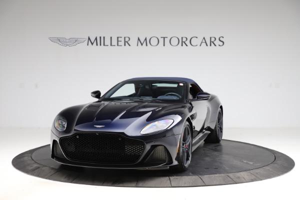 New 2021 Aston Martin DBS Superleggera Volante Convertible for sale $402,286 at Maserati of Greenwich in Greenwich CT 06830 15