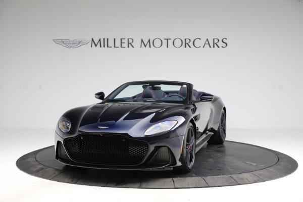 New 2021 Aston Martin DBS Superleggera Volante Convertible for sale $402,286 at Maserati of Greenwich in Greenwich CT 06830 18
