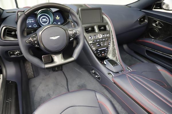 New 2021 Aston Martin DBS Superleggera Volante for sale $402,286 at Maserati of Greenwich in Greenwich CT 06830 20