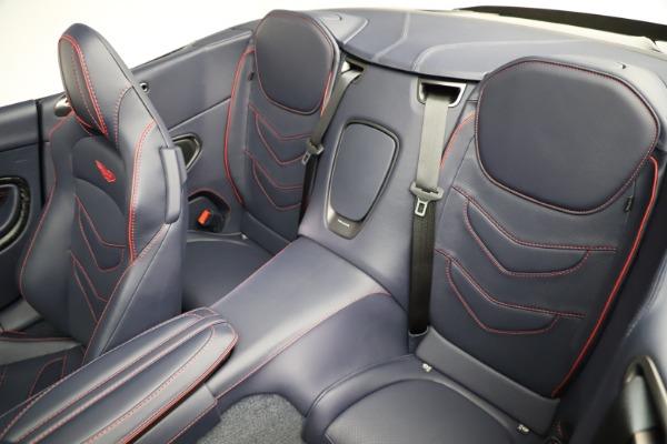 New 2021 Aston Martin DBS Superleggera Volante Convertible for sale $402,286 at Maserati of Greenwich in Greenwich CT 06830 22