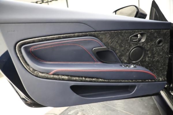 New 2021 Aston Martin DBS Superleggera Volante Convertible for sale $402,286 at Maserati of Greenwich in Greenwich CT 06830 23